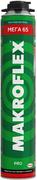 Макрофлекс 65 Pro полиуретановая профессиональная монтажная пена