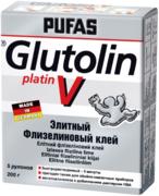 Пуфас Glutolin V Platin элитный флизелиновый клей