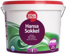 Vivacolor Hansa Sokkel краска для цоколя