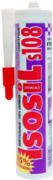 Iso Chemicals Isosil S108 Санитарный нейтральный силиконовый герметик