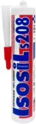 Iso Chemicals Isosil S208 Санитарный нейтральный силиконовый герметик