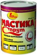 Новбытхим Спрут мастика клеящая каучуковая водостойкая
