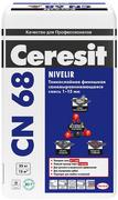 Ceresit CN 68 самовыравнивающаяся смесь тонкослойная