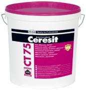 Ceresit CT 75 Короед декоративная штукатурка силиконовая