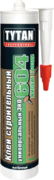 Титан Professional 604 клей строительный универсальный эко жидкие гвозди