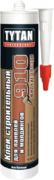 Титан Professional 910 клей строительный для панелей и молдингов жидкие гвозди