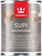 Тиккурила Супи Саунаваха защитный состав с воском для сауны