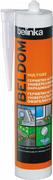 Белинка Beldom Multiuse герметик-клей универсальный окрашиваемый