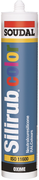 Soudal Silirub Color силиконовый герметик