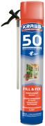 Krass Home Edition 50 монтажная пена универсальная