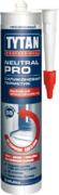 Титан Professional Neutral Pro силиконовый герметик