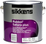 Sikkens Wood Coatings Rubbol Satura Plus полуматовое отделочное покрытие на растворителях