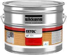 Sikkens Wood Coatings Cetol WF 771 грунтующее промежуточное и финишное покрытие
