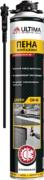 Ultima Professional + adapter профессиональная всесезонная монтажная пена