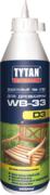 Титан Professional ПВА WB-33 D3 водостойкий клей для древесины