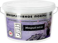 Dali Decor Мокрый Шелк декоративное покрытие акриловое водно-дисперсионное