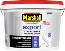 Marshall Export акриловая краска структурная для стен и потолков