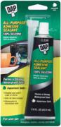 DAP All-Purpose Adhesive Sealant универсальный силиконовый клей-герметик