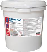 Литокол Litotherm Grafica Sil силиконовая штукатурка с эффектом короед