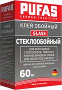 Пуфас Glass клей обойный стеклообойный