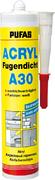 Пуфас Acryl Fugendicht A30 акриловый герметик