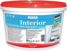 Пуфас Interior краска для помещений