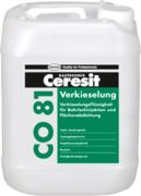 Ceresit CO 81 инъекционное средство для блокирования капиллярной влаги