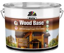 Dufa Wood Base высокоэффективная бесцветная деревозащитная грунтовка