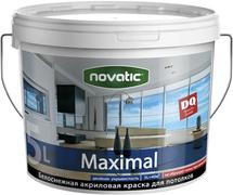 Feidal Novatic Maximal Profi акриловая краска с удвоенной укрывистостью морозостойкая