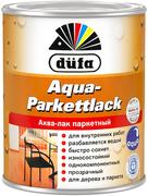 Dufa Aqua-Parkettlack аква-лак паркетный