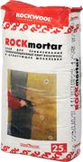 Rockwool Rockmortar клей для приклеивания теплоизоляционных плит