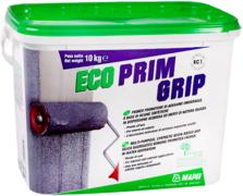 Mapei Eco Prim Grip грунтовка акриловая с кварцевым песком