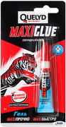 Quelyd MaxiGlue Гель секундный клей
