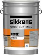Sikkens Wood Coatings Cetol WM 610 водорастворимое высокопрозрачное промежуточное покрытие