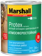 Marshall Protex Яхтный алкидно-уретановый лак