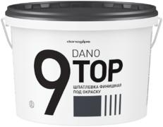 Danogips Dano Top 9 шпатлевка финишная под окраску