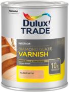 Dulux Trade Diamond Glaze Varnish паркетный лак на водной основе