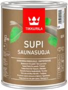 Тиккурила Супи Саунасуоя защитный состав для стен и потолка сауны и бани