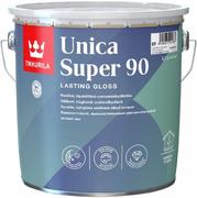 Тиккурила Уника Супер 90 износостойкий уретано-алкидный лак глянцевый универсальный