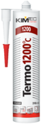 Kim Tec Termo 1200°С герметик силиконовый термостойкий
