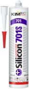 Kim Tec Silicon Sanitar 701S герметик силиконовый санитарный