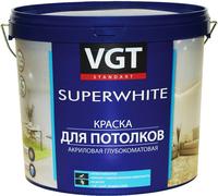 ВГТ ВД-АК-2180 Superwhite краска для потолков акриловая глубокоматовая