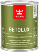 Тиккурила Бетолюкс органоразбавляемая краска для полов глянцевая