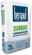 Bergauf Standart базовый клей для керамической плитки