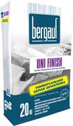 Bergauf Uni Finish базовая универсальная цементная шпаклевка