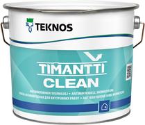 Текнос Timantti Clean краска антимикробная для внутренних работ