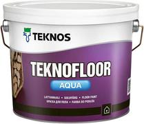 Текнос Teknofloor Aqua краска для пола