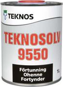 Текнос Teknosolv 9550 разбавитель для краски Kirjo