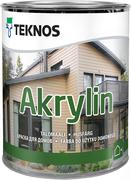 Текнос Akrylin краска для домов