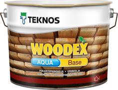 Текнос Woodex Aqua Base грунтовочный антисептик